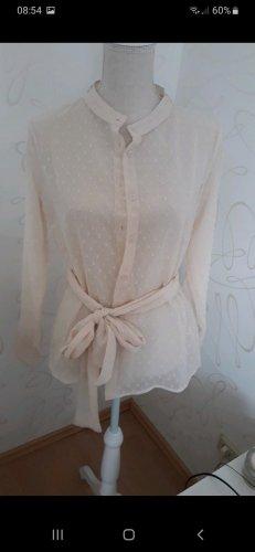 Tramontana Bluse beige Transparent gr. 38