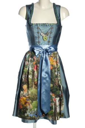 Tramontana Dirndl Allover-Druck Casual-Look