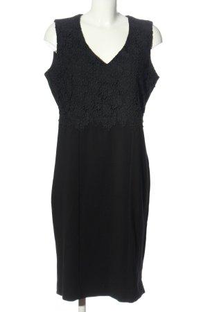 Tramontana Sheath Dress black elegant