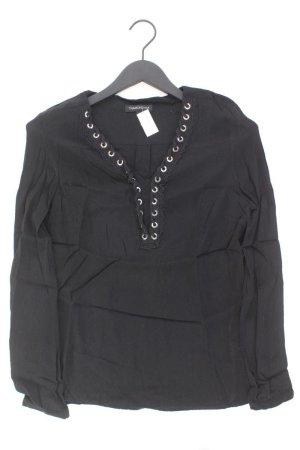 Tramontana Long Sleeve Blouse black viscose