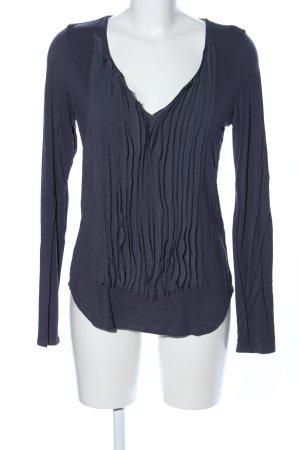 Tramontana Longshirt blau Casual-Look