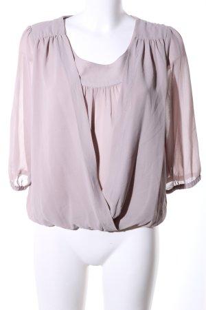 Tramontana Schlupf-Bluse pink Casual-Look