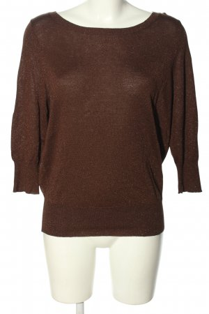 Tramontana Knitted Jumper brown casual look