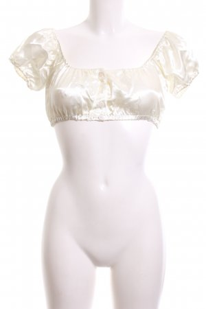 Tramontana Trachtenbluse creme Party-Look