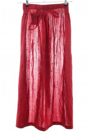Tramontana Traditional Apron red elegant