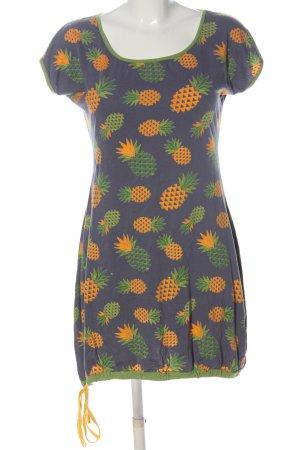Tranquillo Shortsleeve Dress allover print casual look