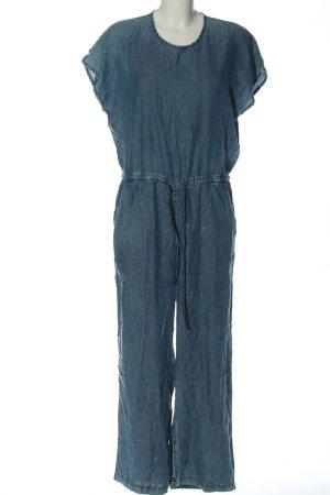 Tranquillo Langer Jumpsuit blue casual look