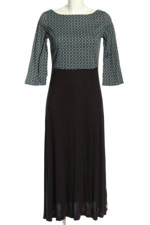 Tranquillo Midi Dress graphic pattern casual look