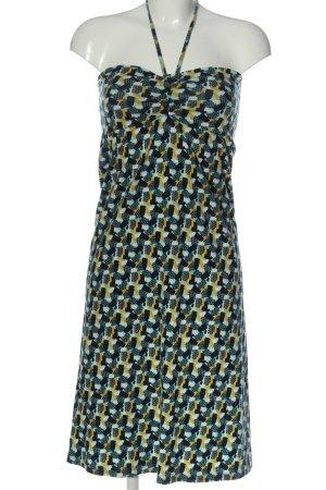 Tranquillo Halter Dress allover print casual look