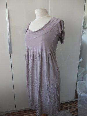 TRANSIT leichtes Kleid in pastelligem Lila in Gr. L