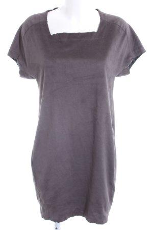 TRANSIT PAR-SUCH Shirtkleid lila Casual-Look