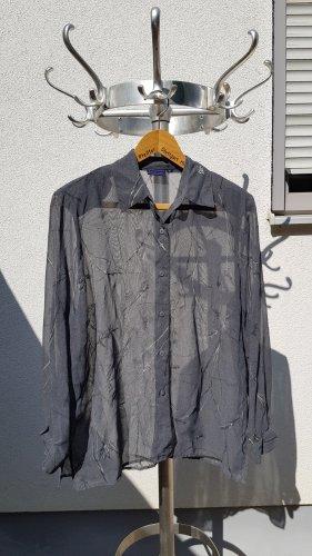 Biaggini Transparent Blouse multicolored polyester