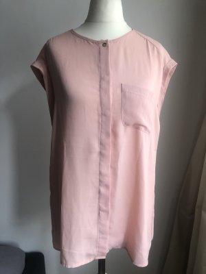 Athmosphere Transparentna bluzka różowy