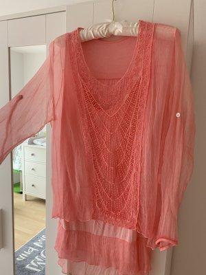 Transparente Bluse, super Schnäppchen ;)