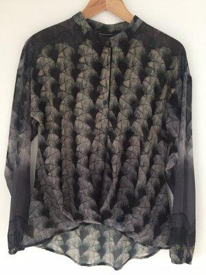 Transparente Bluse vom holländischen Designer Summum