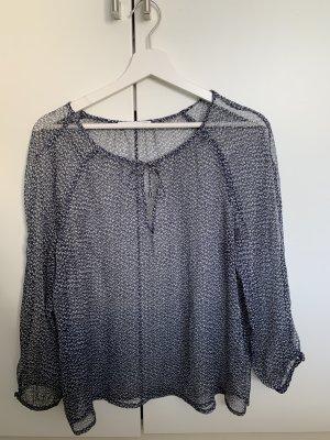 Transparente Bluse von Mango