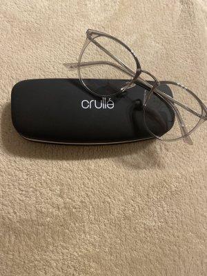 Crullé Glasses light grey-white
