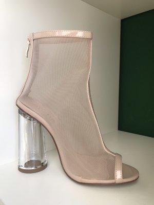 Transparente Heels