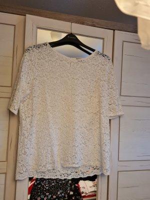 C&A Yessica Koronkowa bluzka biały