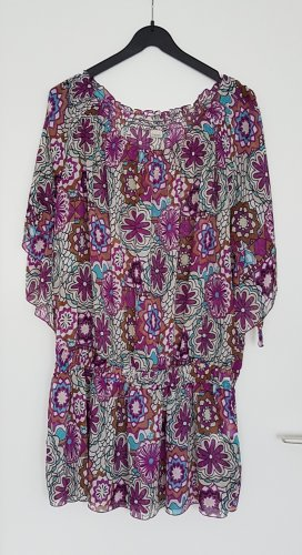 Bonaparte Blusa trasparente multicolore Poliestere