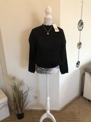 Zara Slip-over Blouse black
