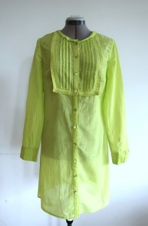 Chipie Transparante blouse veelkleurig Katoen