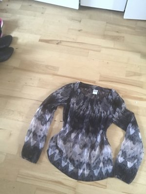 Transparente Vero Moda Bluse Gr. XS
