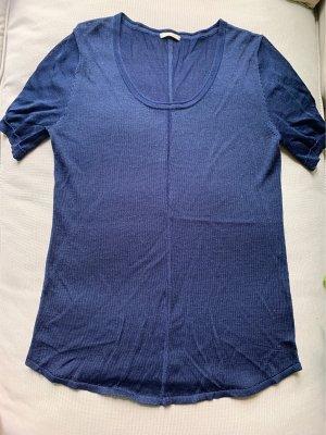 Intimissimi T-shirt blu scuro-argento