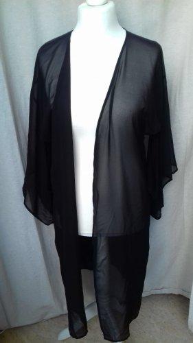 Asos Kimono black polyester