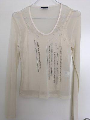 Transparentes 2-teiliges Shirt