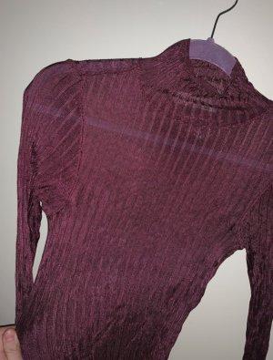 Urban Outfitters Longsleeve bordeaux-purple