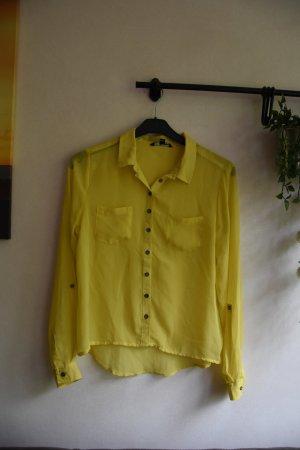 Transparentes, luftiges Hemd