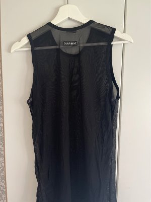 Olaf Benz Koszula o skróconym kroju czarny