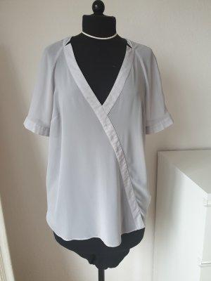 Transparentes Oversize Blusenshirt (Asos)