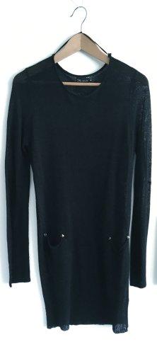 24Colours Robe pull noir