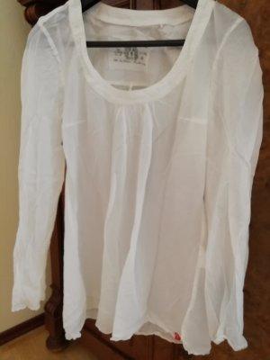 Transparentes Tunika Shirt von Edc in Größe M