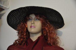Sun Hat black modal fibre