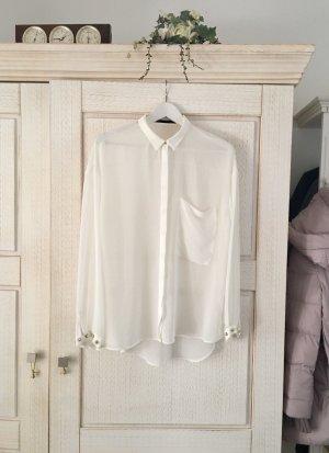Traumhaft schöne Bluse von Zara