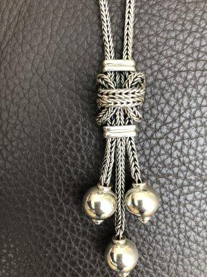 Traumhaft schöne Silberkette, 925 gestempelt