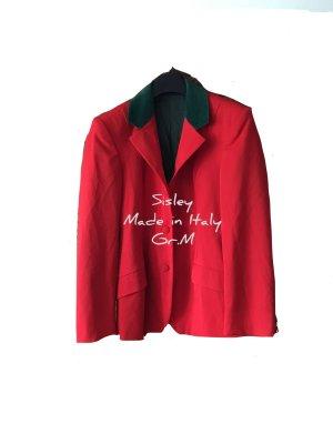 Traumhaft schöner, hochwertiger Blazer von SISLEY im klassischen Reit-Stil von Sisley