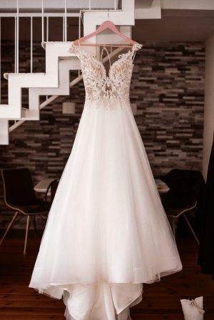 Vanilla Sposa Wedding Dress natural white-white mixture fibre