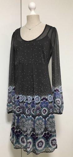 Traumhaft schönes Chiffon Kleid
