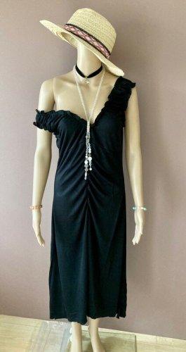 Bodyflirt Hippie Dress black cotton