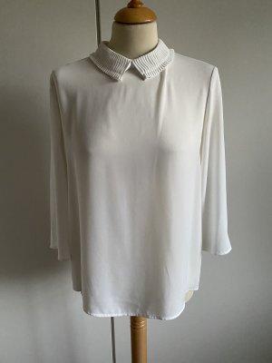 Traumhafte Bluse mit tollen Kragen -Sonderpreis