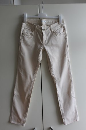 Promod Low-Rise Trousers multicolored