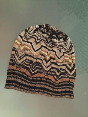Missoni Sombrero de punto multicolor