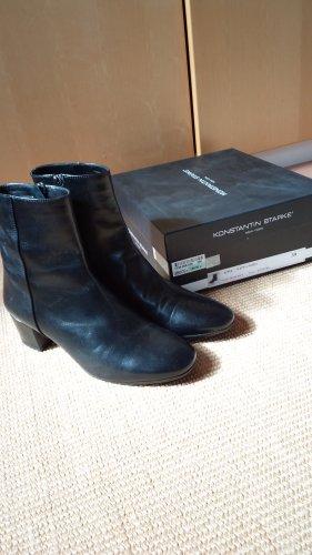 Traumhafte neue Stiefeletten Booties Boots 100% Leder