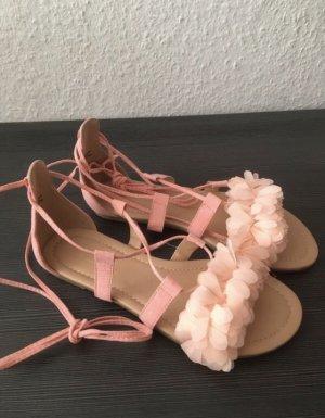 Asos Sandalias romanas rosa