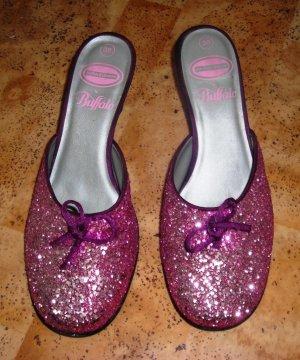 traumhafte Schuhe v. Buffalo Gr. 38 *glitzer*