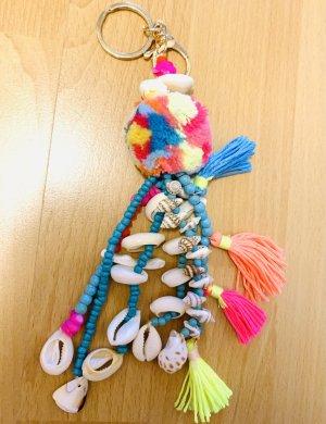 Ibiza Key Chain multicolored